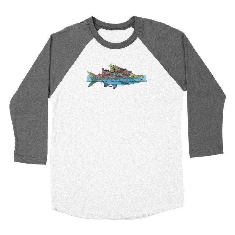 Seldovia Women's Longsleeve T-Shirt by Steger