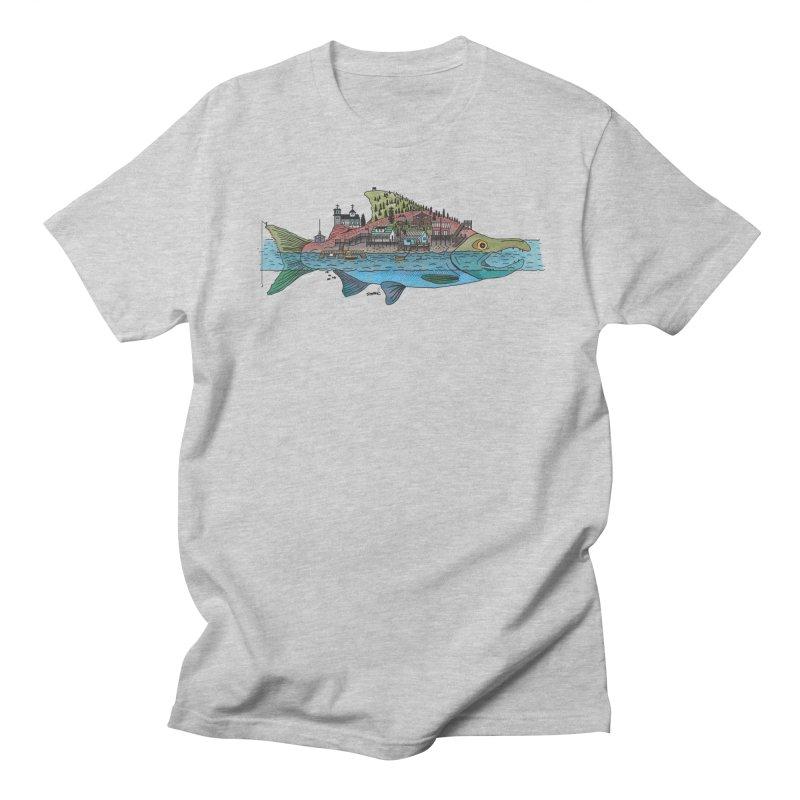 Seldovia Men's Regular T-Shirt by Steger