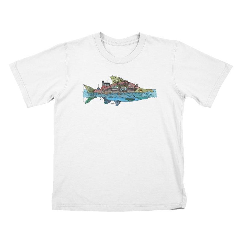 Seldovia Kids T-Shirt by Steger