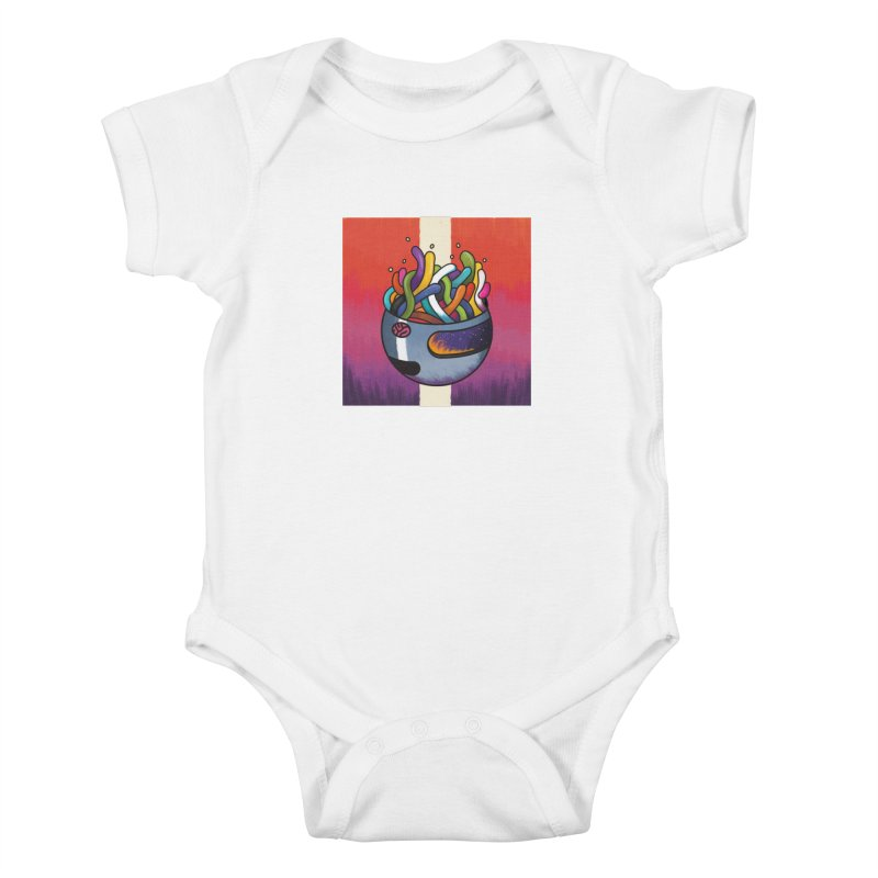 Headspace Kids Baby Bodysuit by Steger