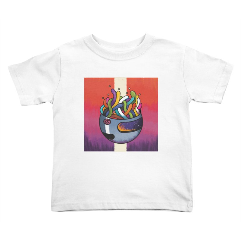 Headspace Kids Toddler T-Shirt by Steger