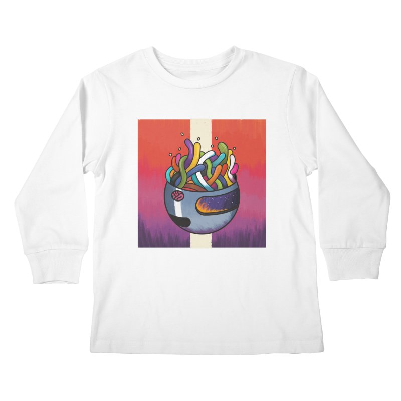 Headspace Kids Longsleeve T-Shirt by Steger