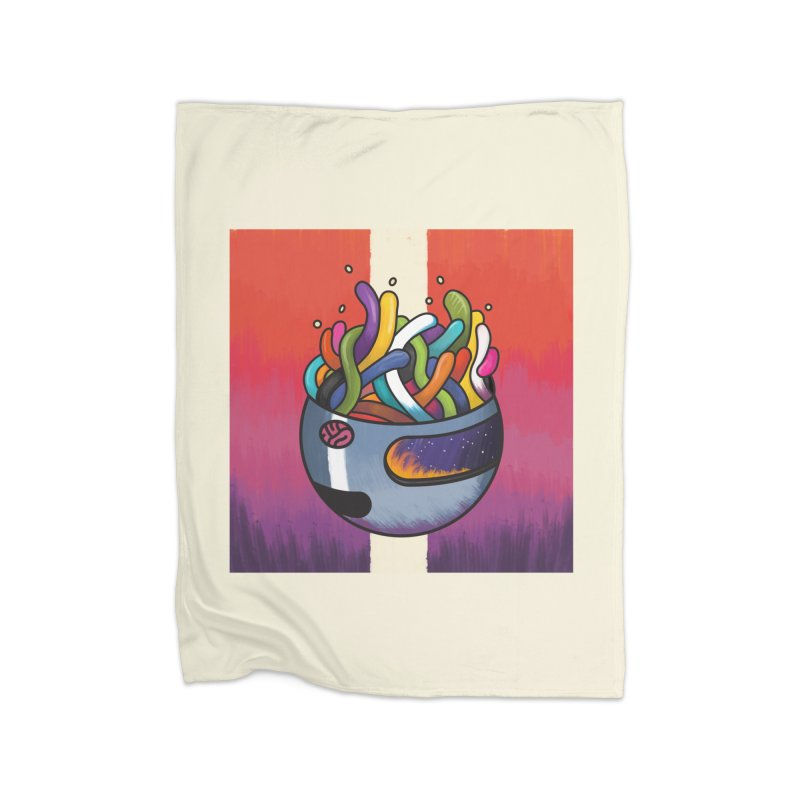 Headspace Home Fleece Blanket Blanket by Steger