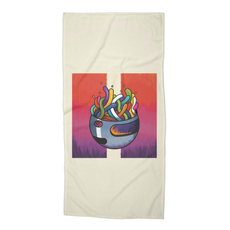 Headspace Accessories Beach Towel by Steger