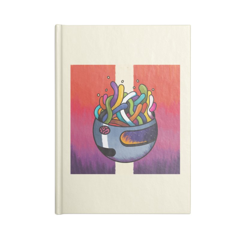Headspace Accessories Lined Journal Notebook by Steger