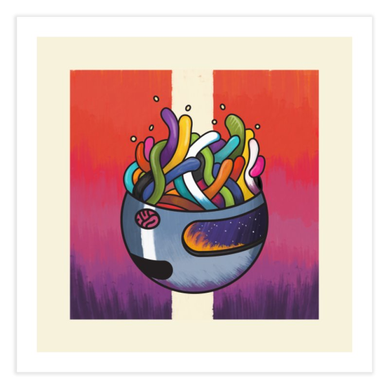 Headspace Home Fine Art Print by Steger