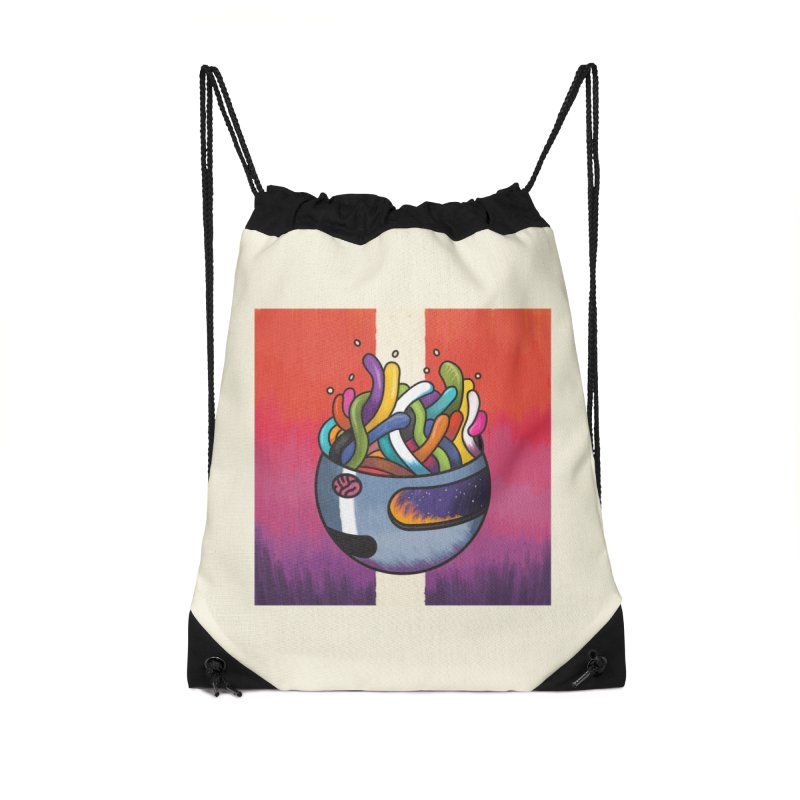 Headspace Accessories Drawstring Bag Bag by Steger