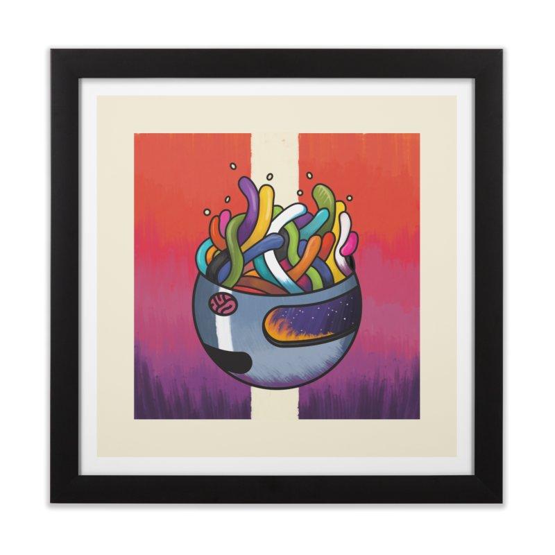 Headspace Home Framed Fine Art Print by Steger