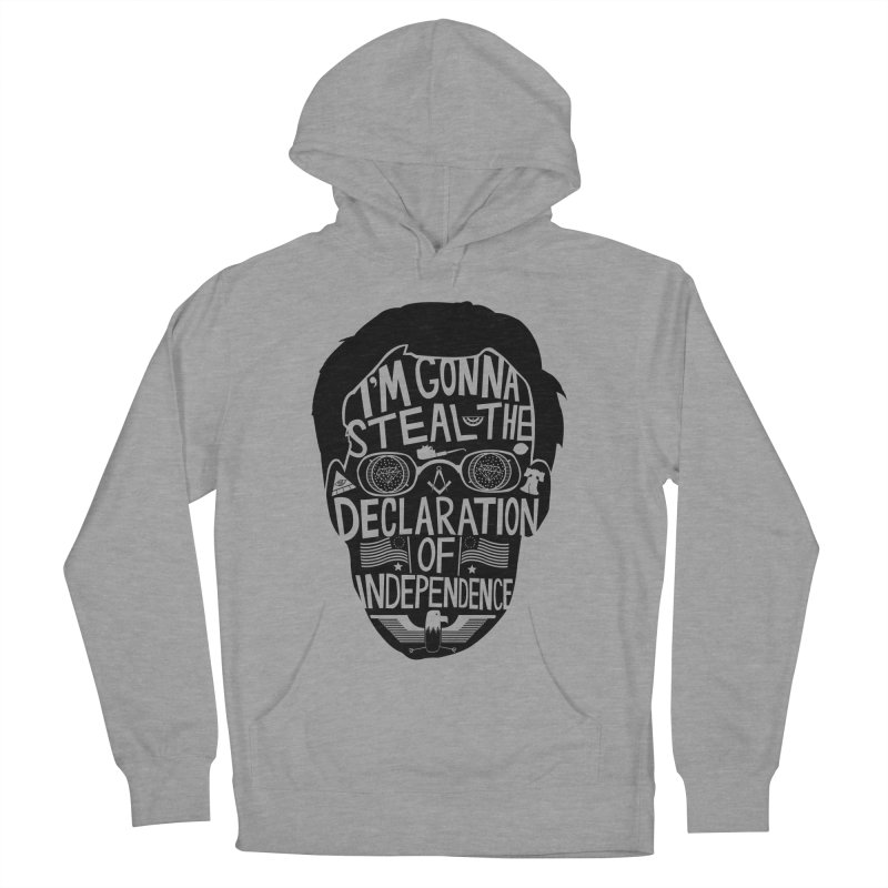 Public Enemy Number One Women's Pullover Hoody by Steger
