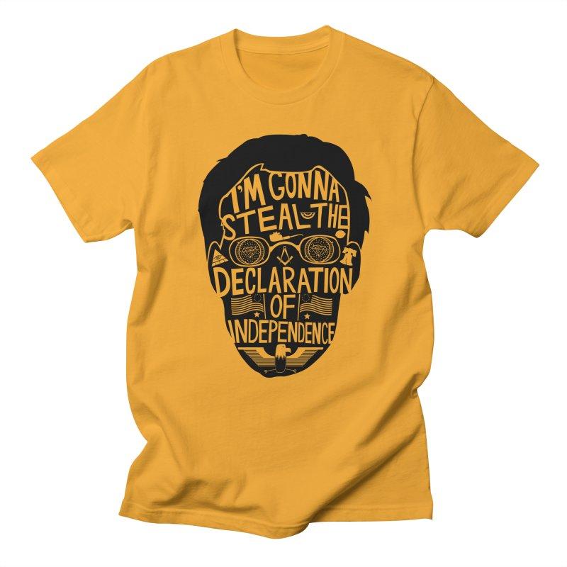 Public Enemy Number One Men's T-Shirt by Steger