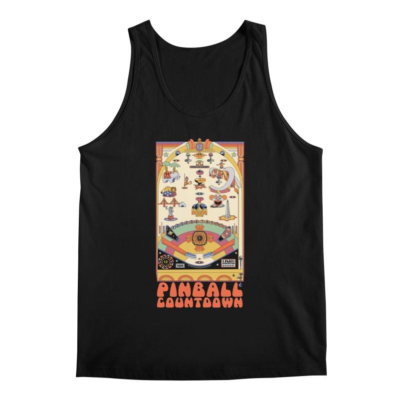 Pinball Countdown Men's Tank by Steger