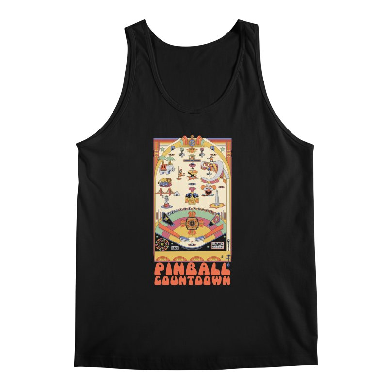 Pinball Countdown Men's Tank by Steger