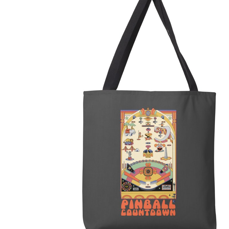 Pinball Countdown in Tote Bag by Steger