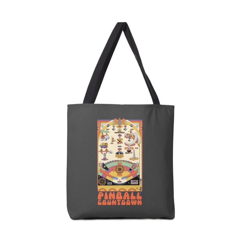 Pinball Countdown Accessories Bag by Steger