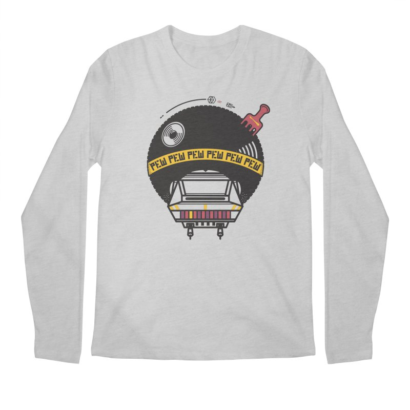 Where it's AT-AT Men's Longsleeve T-Shirt by Steger