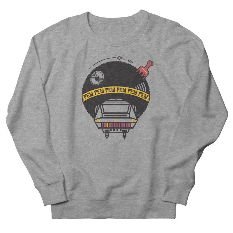 Where it's AT-AT Men's Sweatshirt by Steger