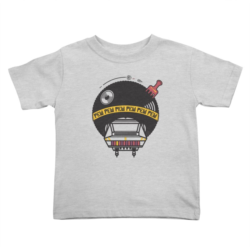 Where it's AT-AT Kids Toddler T-Shirt by Steger