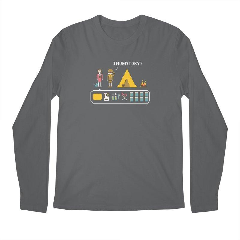 Adventures in New Penzance Men's Regular Longsleeve T-Shirt by Steger