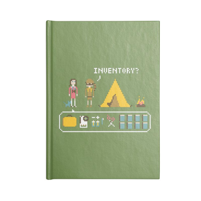 Adventures in New Penzance Accessories Notebook by Steger