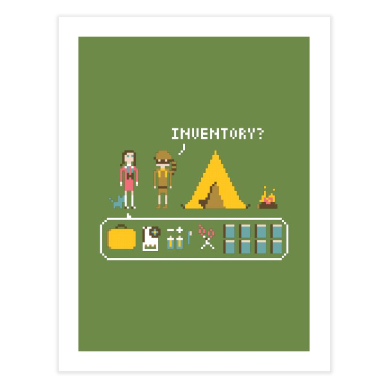 Adventures in New Penzance Home Fine Art Print by Steger