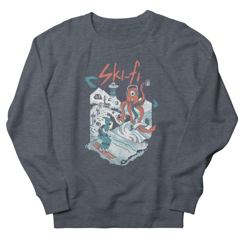 ski fi Women's Sweatshirt by Steger