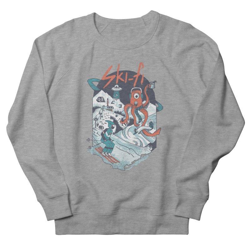 Ski fi Men's French Terry Sweatshirt by Steger