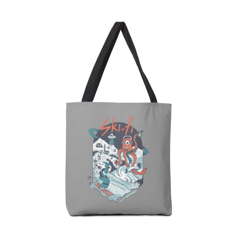 Ski fi Accessories Tote Bag Bag by Steger