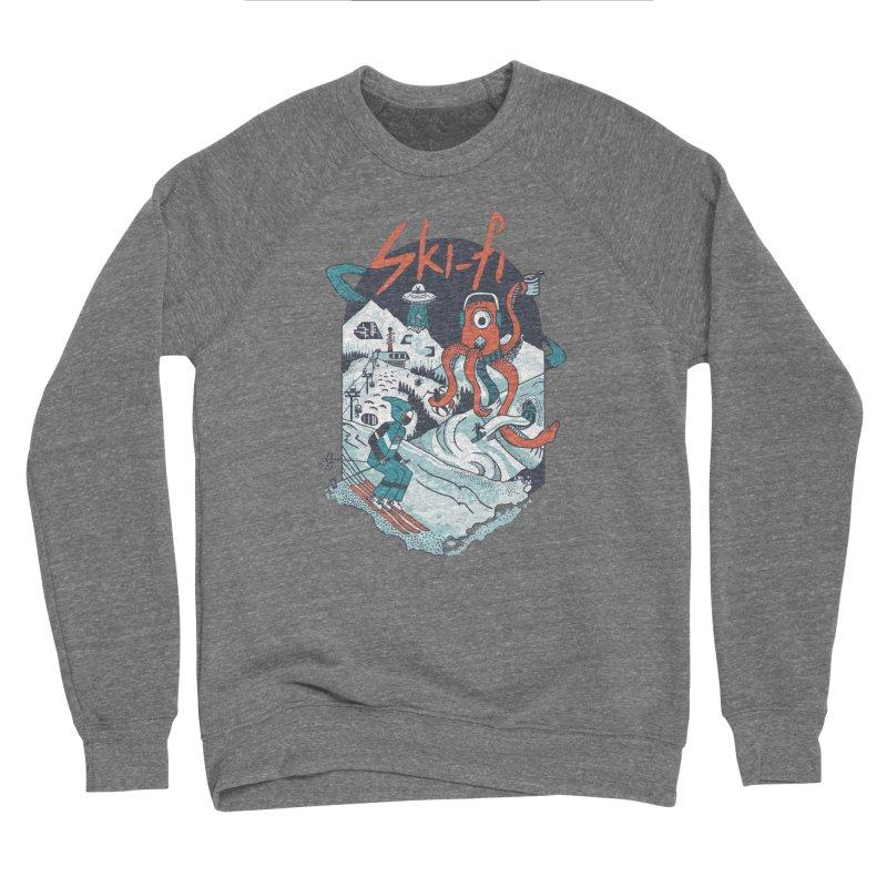 Ski fi Women's Sponge Fleece Sweatshirt by Steger