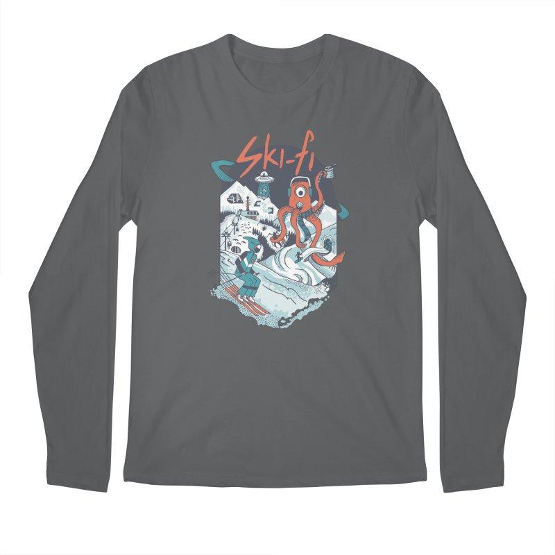 Ski fi Men's Regular Longsleeve T-Shirt by Steger