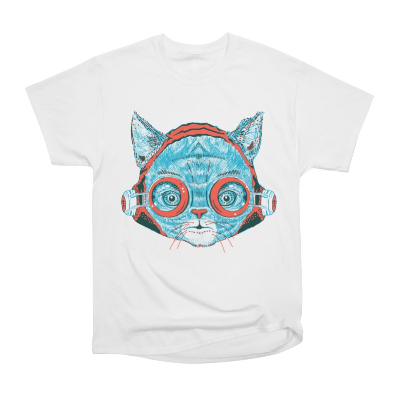 Meowz Kanata Women's Heavyweight Unisex T-Shirt by Steger
