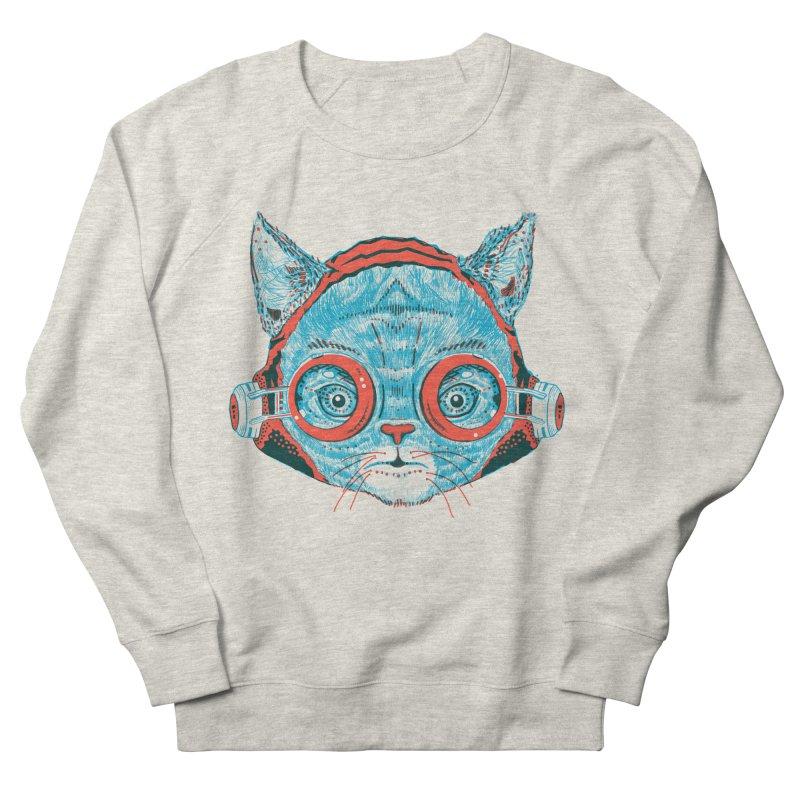 Meowz Kanata Women's French Terry Sweatshirt by Steger