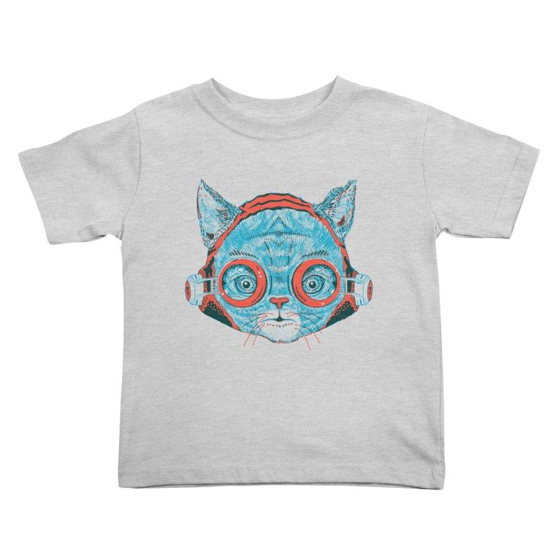 Meowz Kanata Kids Toddler T-Shirt by Steger