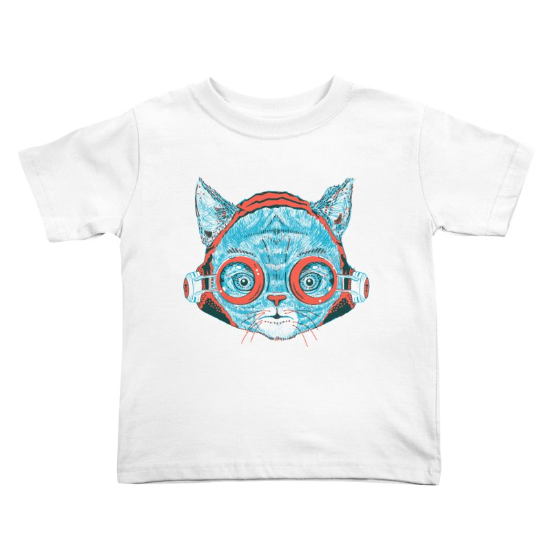 Meowz Kanata Kids Toddler T-Shirt by Steger