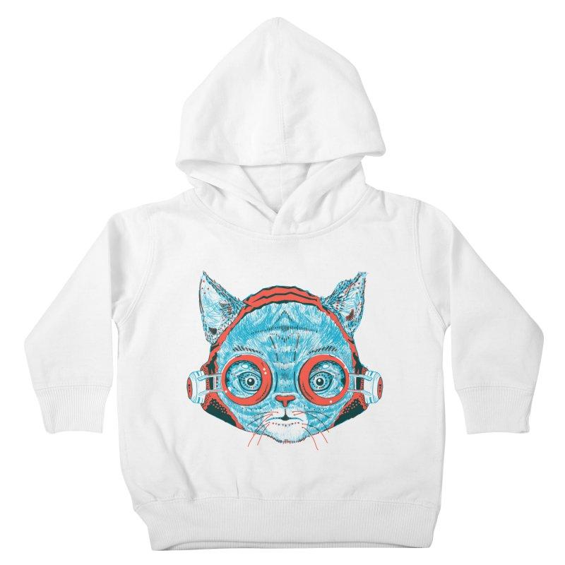 Meowz Kanata Kids Toddler Pullover Hoody by Steger