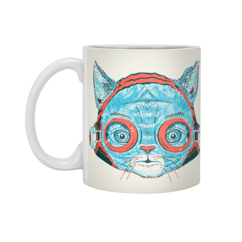 Meowz Kanata Accessories Standard Mug by Steger