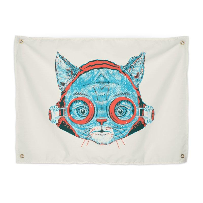 Meowz Kanata Home Tapestry by Steger