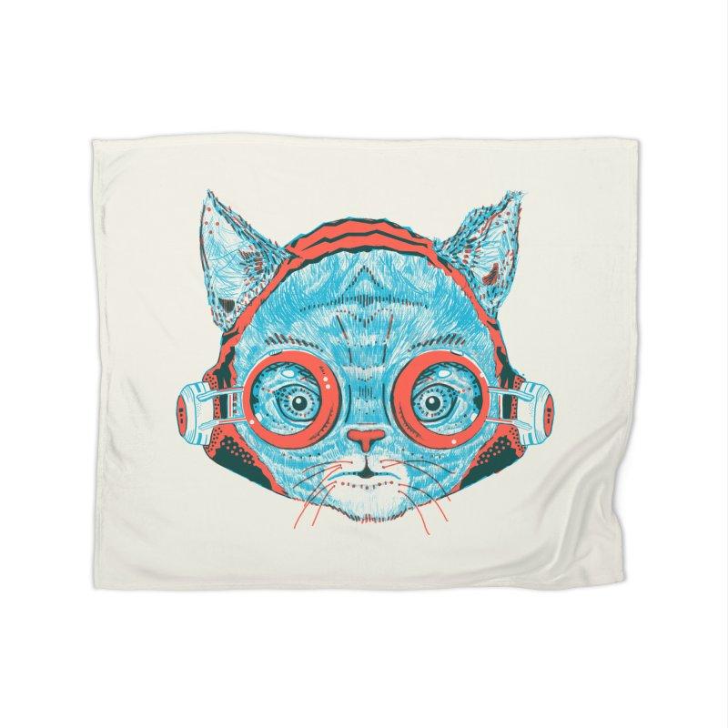 Meowz Kanata Home Blanket by Steger