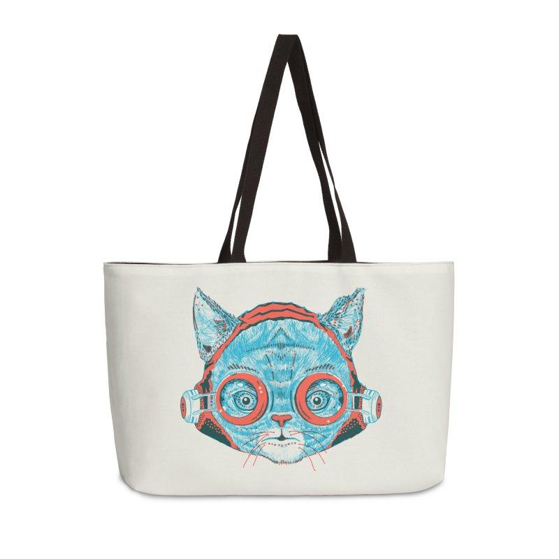Meowz Kanata Accessories Weekender Bag Bag by Steger