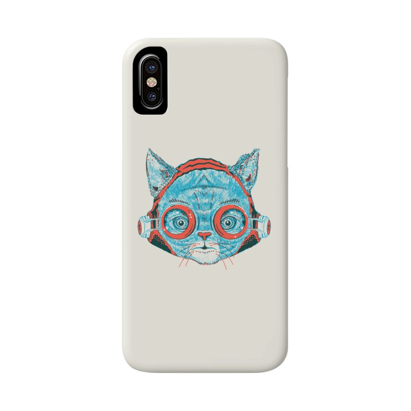 Meowz Kanata Accessories Phone Case by Steger