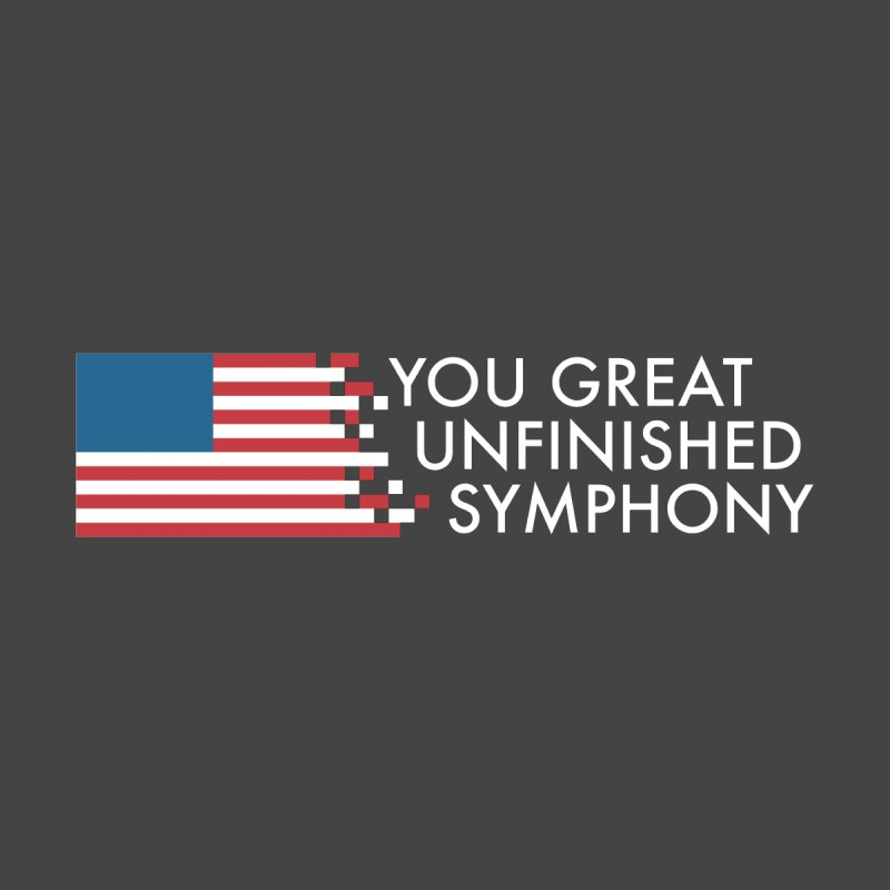 You Great Unfinished Symphony Men's T-Shirt by Steger