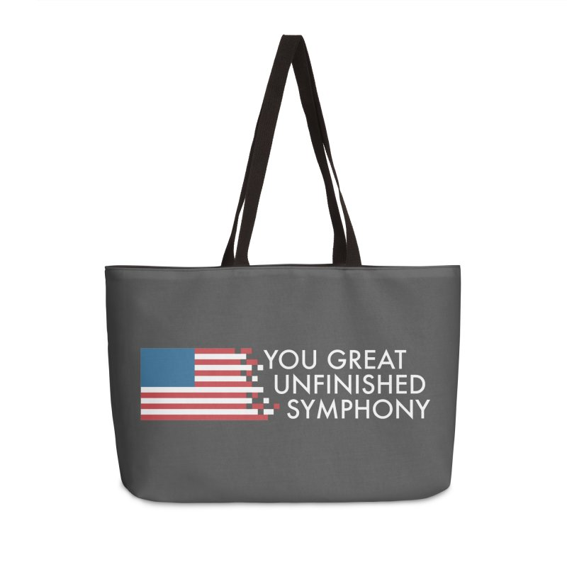 You Great Unfinished Symphony Accessories Weekender Bag Bag by Steger