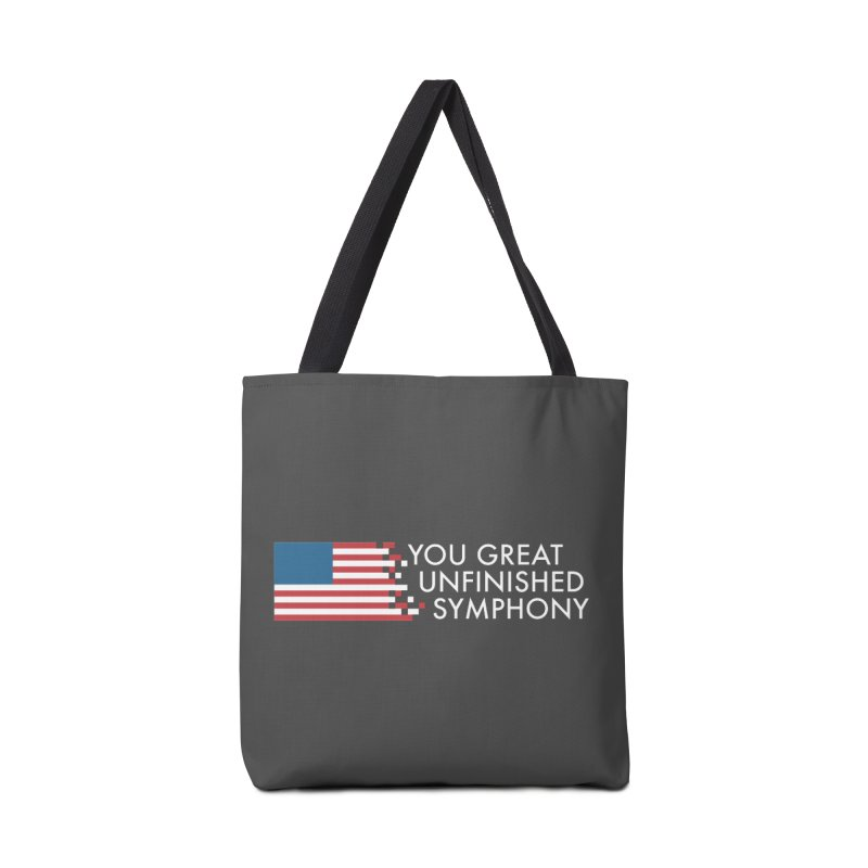 You Great Unfinished Symphony Accessories Tote Bag Bag by Steger