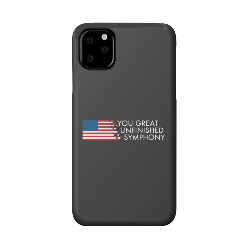 You Great Unfinished Symphony Accessories Phone Case by Steger