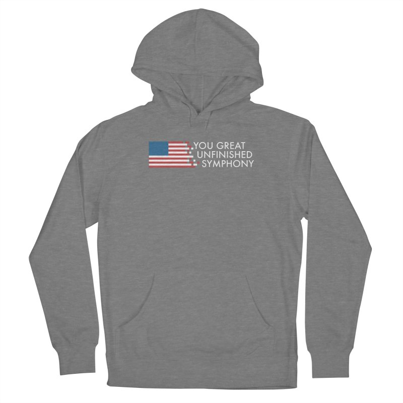 You Great Unfinished Symphony Women's Pullover Hoody by Steger