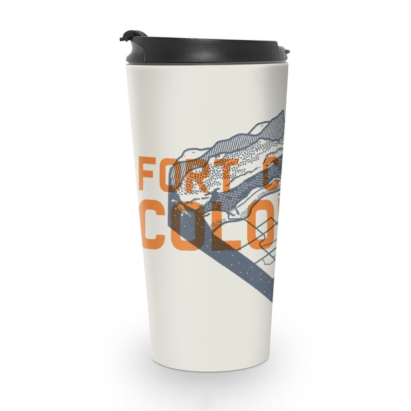 Fort Collins, Colorado Accessories Travel Mug by Steger