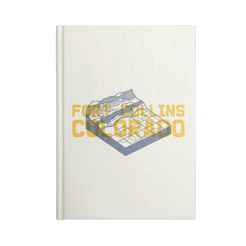 Fort Collins. Colorado Accessories Notebook by Steger