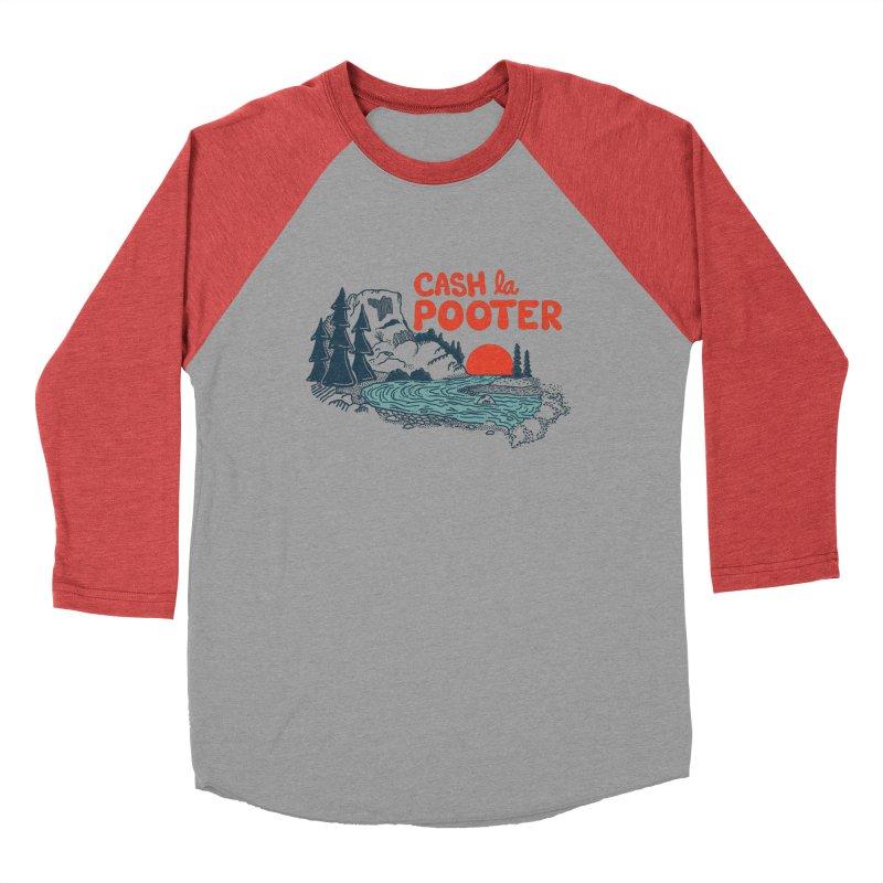 Cash La Pooter Men's Longsleeve T-Shirt by Steger