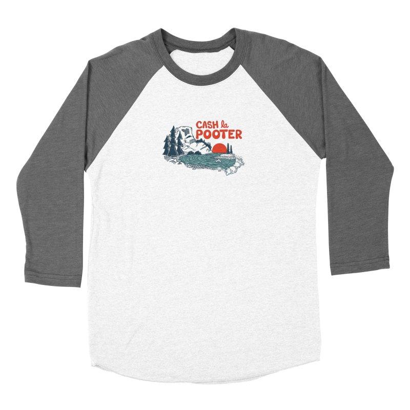 Cash La Pooter Women's Longsleeve T-Shirt by Steger