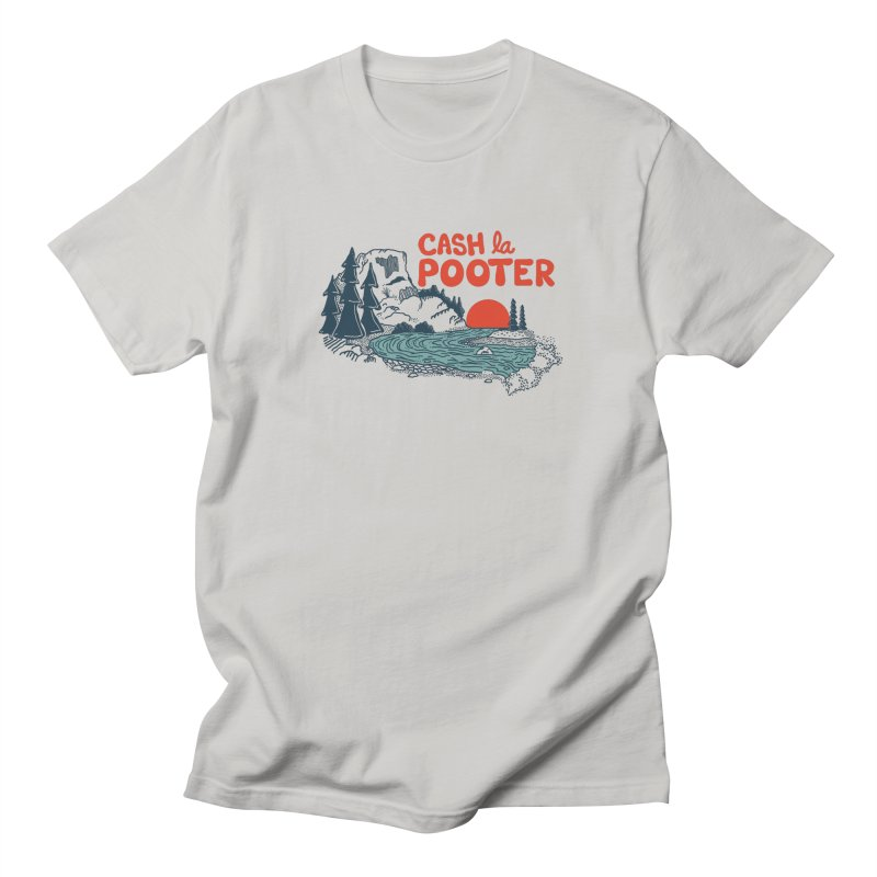 Cash La Pooter Men's T-Shirt by Steger