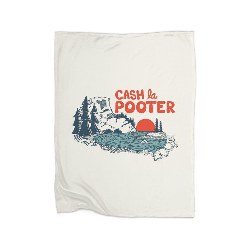 Cash La Pooter Home Blanket by Steger